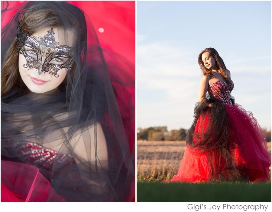 Gigi's Joy Photography: Burlington Senior Photographer Racine prom