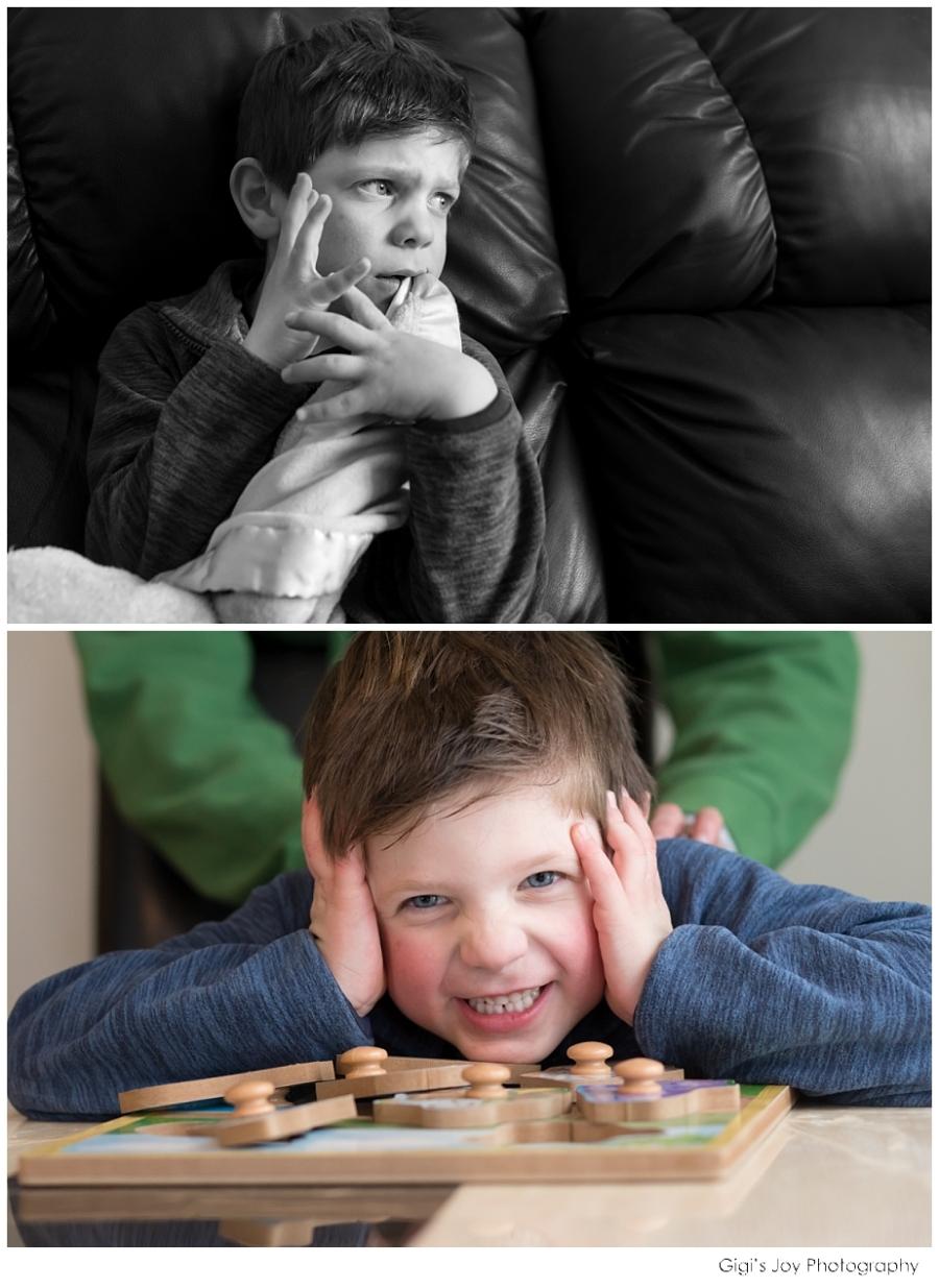 Gigi's Joy Photography: Autism Photographer Wisconsin Burlington