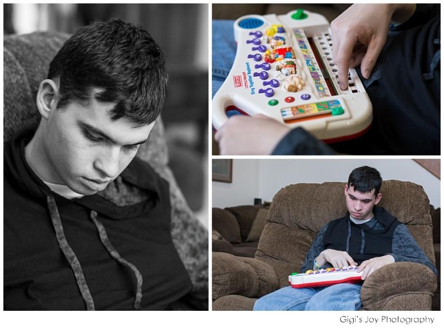 Gigi's Joy Photography: Family Autism Photography Kenosha