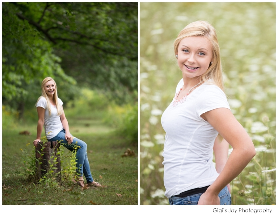 Gigi's Joy Photography: Union Grove High School Senior Photographer Burlington