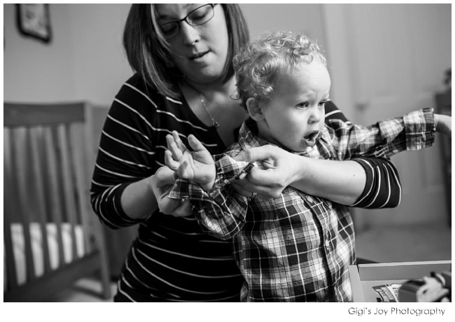 Gigi's Joy Photography: Waterford Family Photographer Documentary