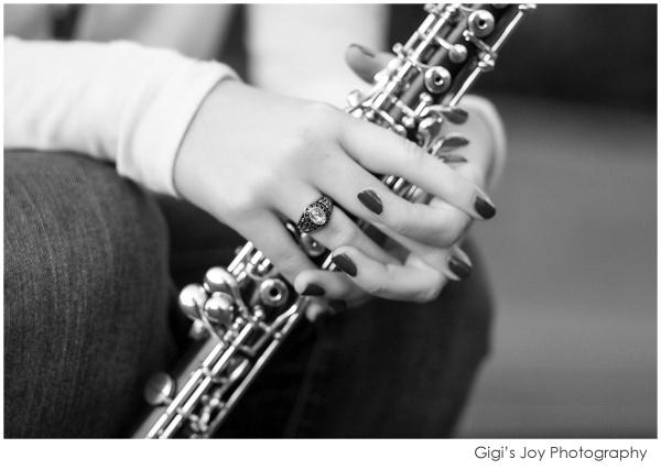 high school photography Racine Kenosha oboe instrument
