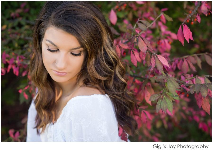 Burlington Senior Racine High School Photographer Wisconsin lifestyle