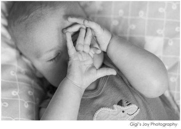 Racine documentary family photographer Baby newborn Waterford