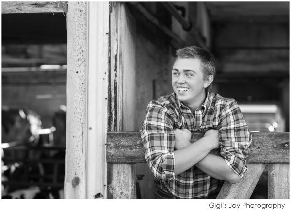 Union Grove High School Photographer farm Wisconsin country