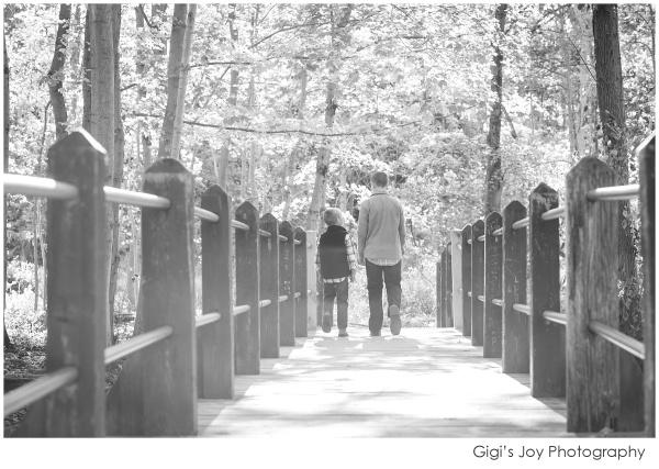 Union Grove photographer lifestyle family photography Racine bridge