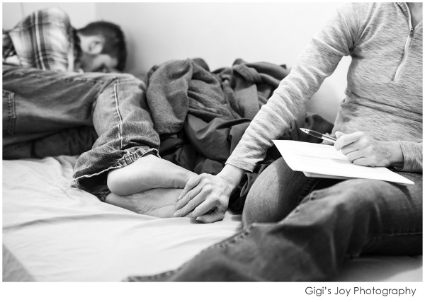 Kenosha Special Needs Photographer Racine documentary family