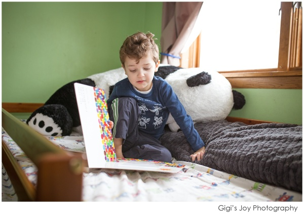 Wisconsin Special Needs Photographer Union Grove documentary