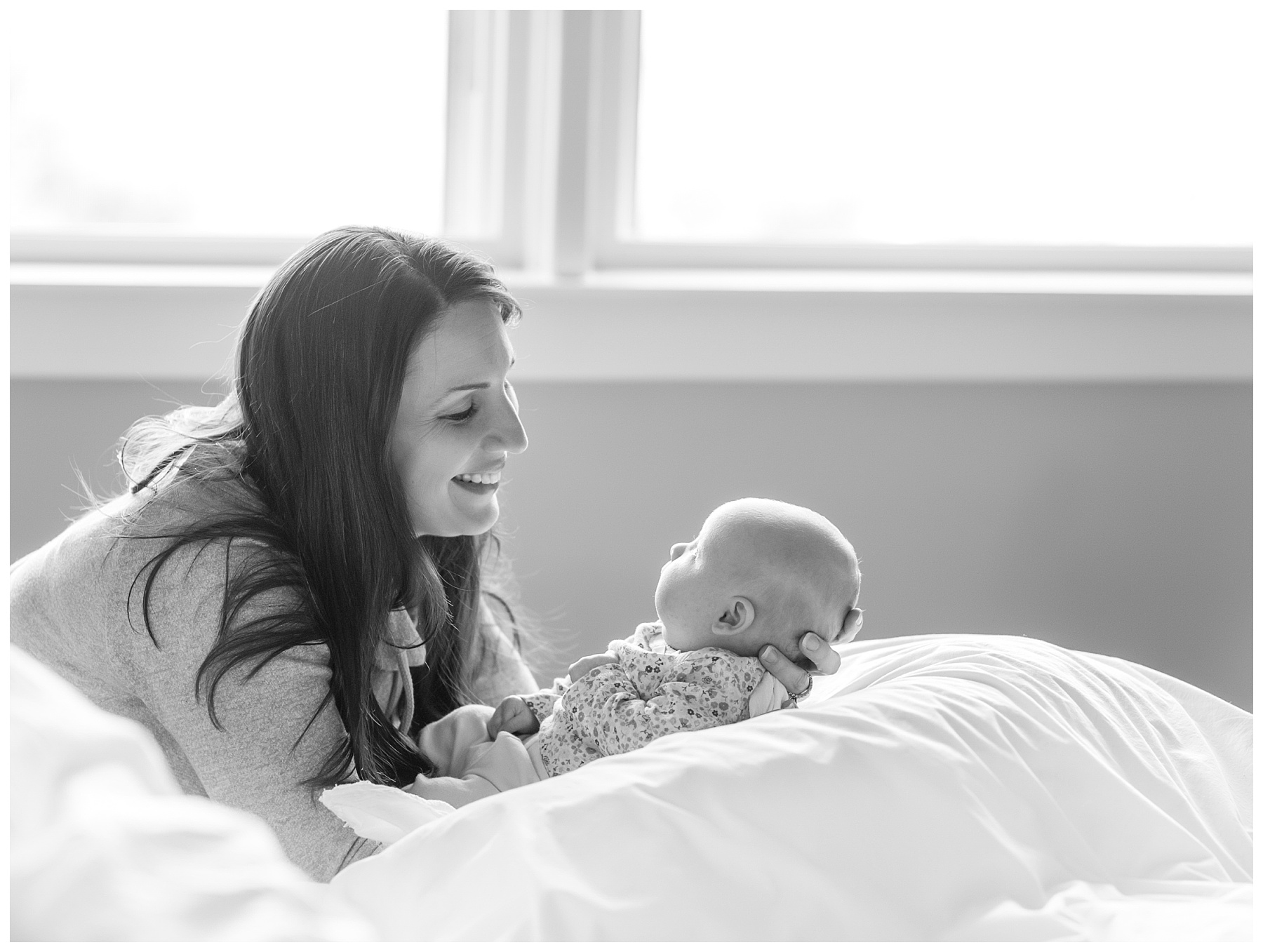 Kenosha Newborn Photographer Baby portrait Union Grove Photographer Burlington Oak Creek Lifestyle